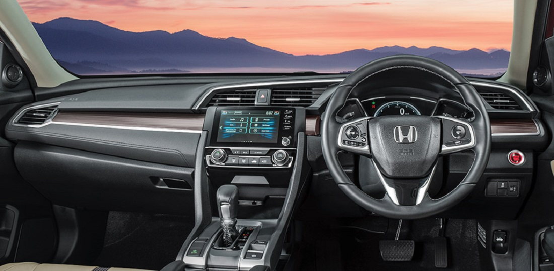 Honda Civic New >> All New Honda Civic 2019 Capital Honda Showroom