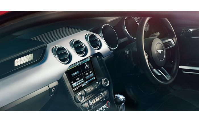 Ford Mustang Interior Photos