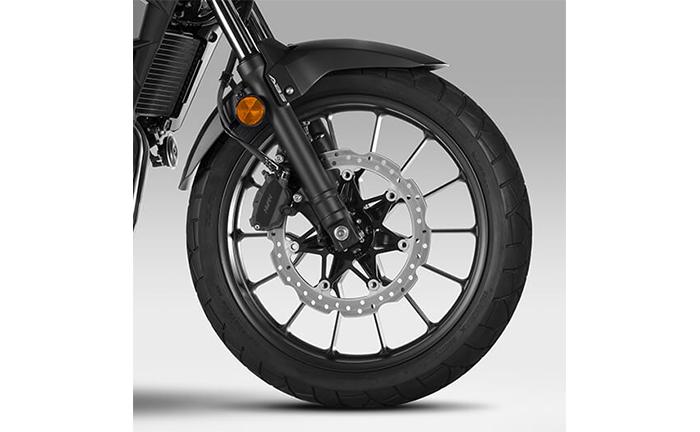 Honda CB500X Exterior Images