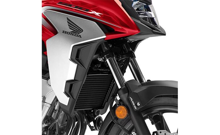 Honda CB500X Gallery Images
