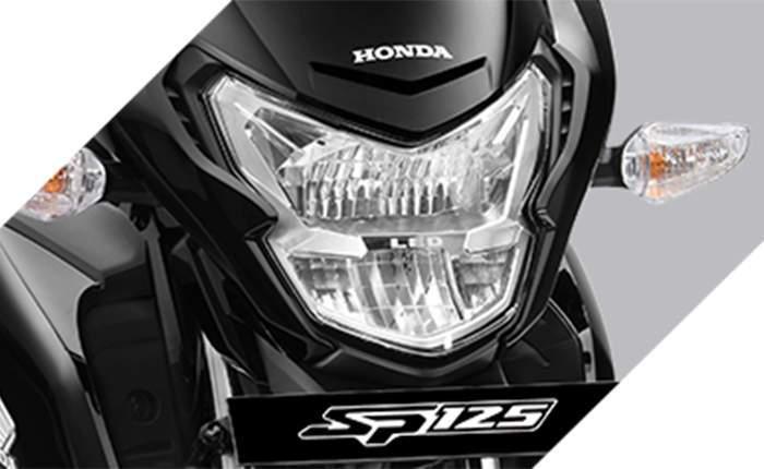Honda SP 125 Gallery Images