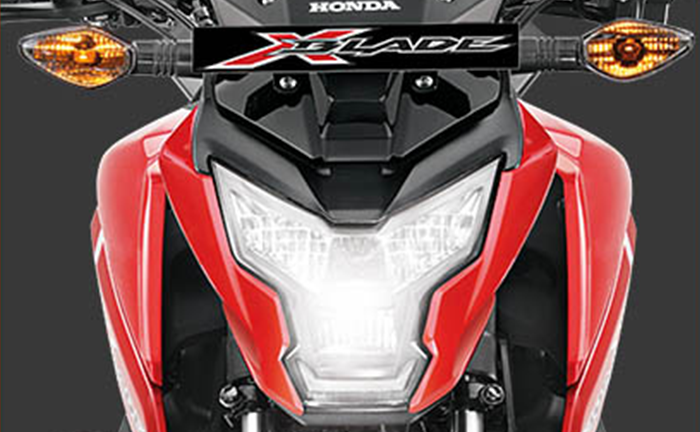 Honda X-Blade Gallery Images