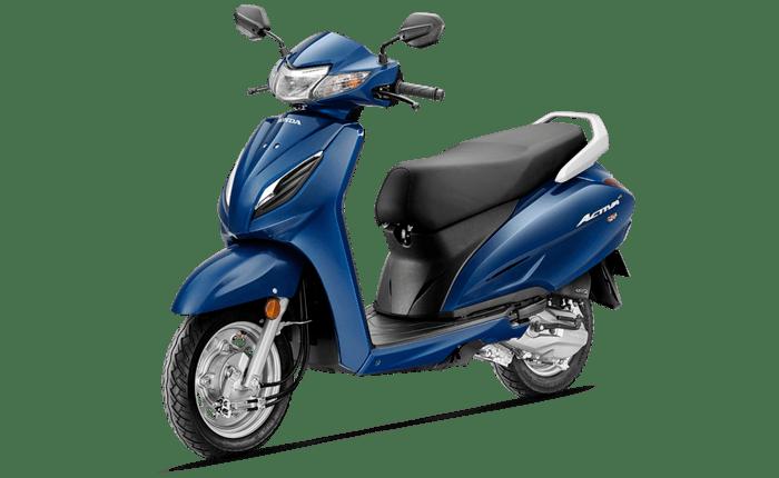 Honda Activa 6G Images