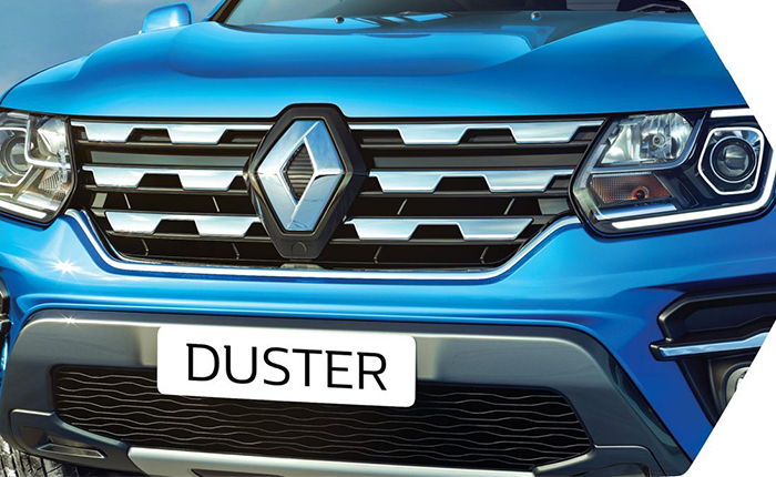 Renault Duster Exterior Images