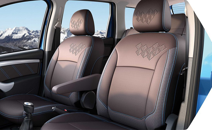 Renault Duster Interior Images
