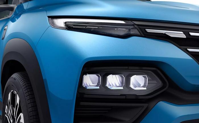 Renault Kiger Exterior Images
