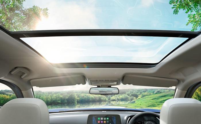 Renault Kiger Interior Images