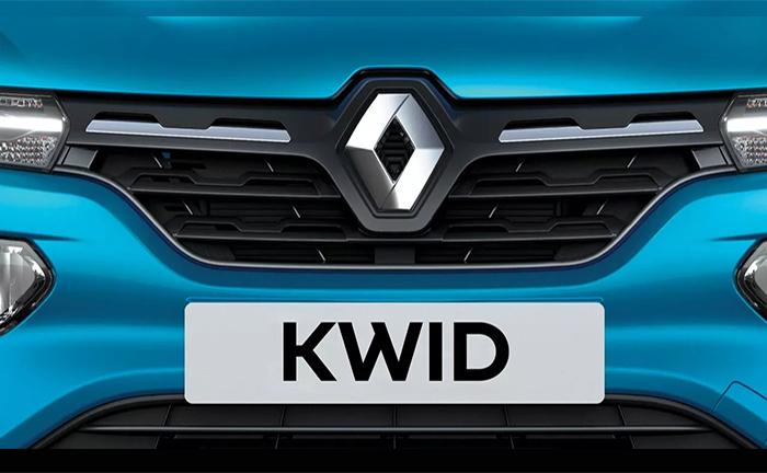Renault Kwid Exterior Images