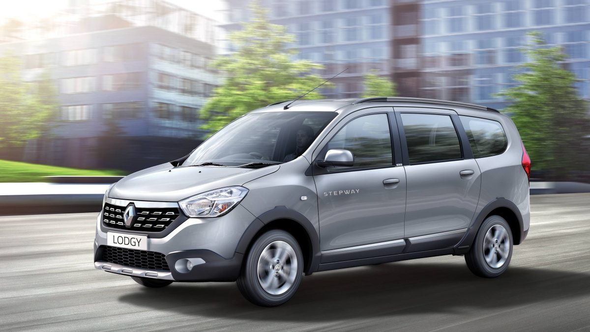 Renault Lodgy Exterior Images