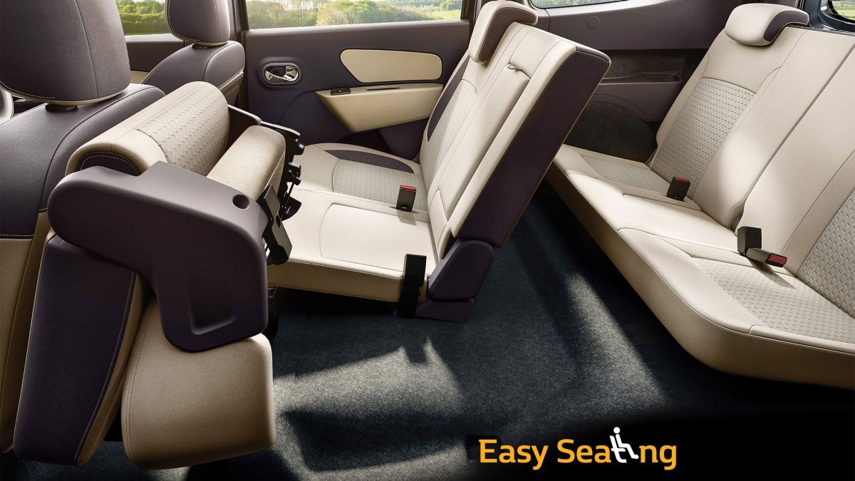 Renault Lodgy Interior Images