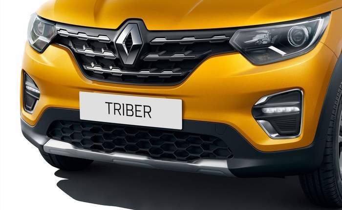 Renault Triber Exterior Images
