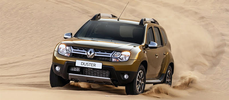Renault Duster September 2020 Offers