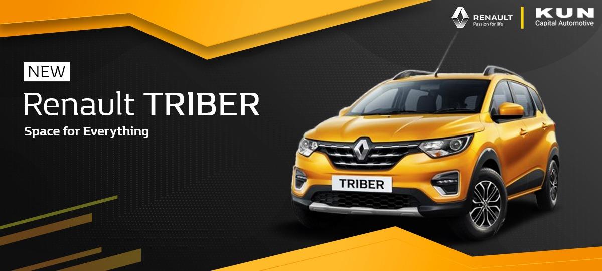 Renault Triber September 2020 Offers